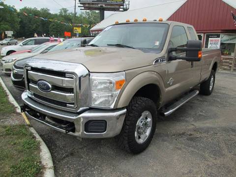 2011 Ford F-250 Super Duty for sale at Duncan Cars in Switz City IN