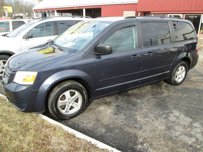 2008 Dodge Grand Caravan Se In Switz City In Duncan Cars
