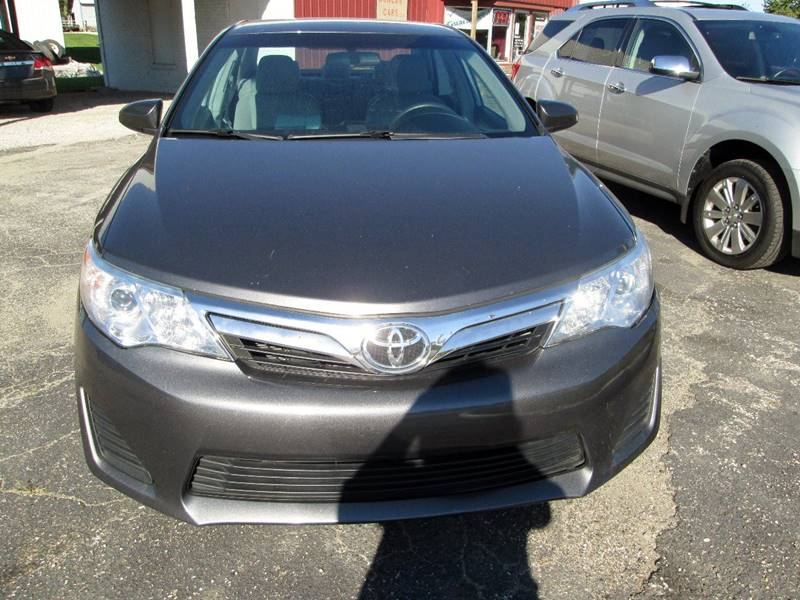 2013 Toyota Camry LE In Switz City IN  Duncan Cars