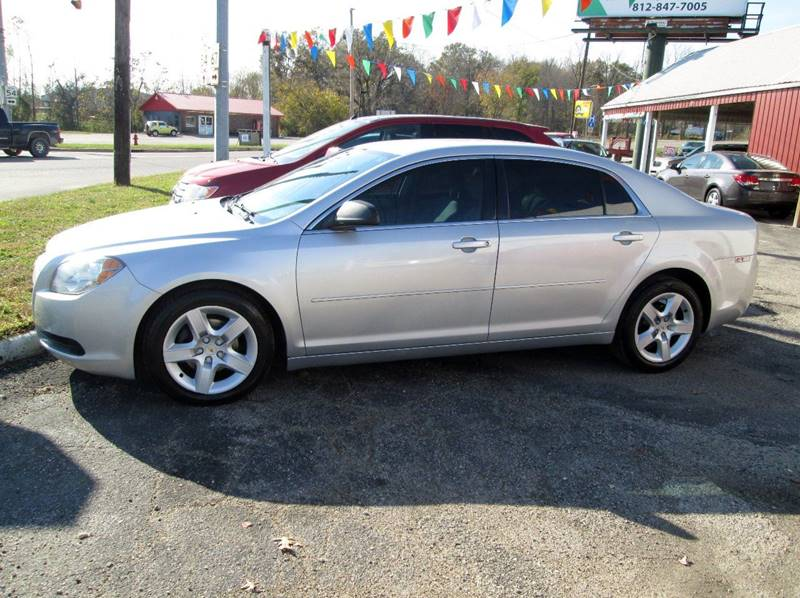 2010 chevrolet malibu ls in switz city in duncan cars. Black Bedroom Furniture Sets. Home Design Ideas
