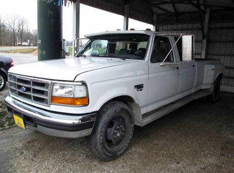 1995 Ford F-350 for sale at Duncan Cars in Switz City IN