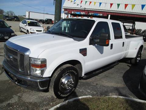 2009 Ford F-350 Super Duty for sale at Duncan Cars in Switz City IN
