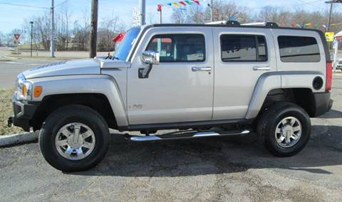 2006 HUMMER H3 for sale at Duncan Cars in Switz City IN