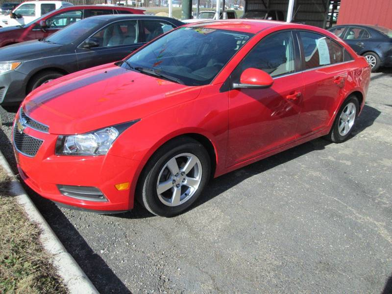2014 Chevrolet Cruze for sale at Duncan Cars in Switz City IN