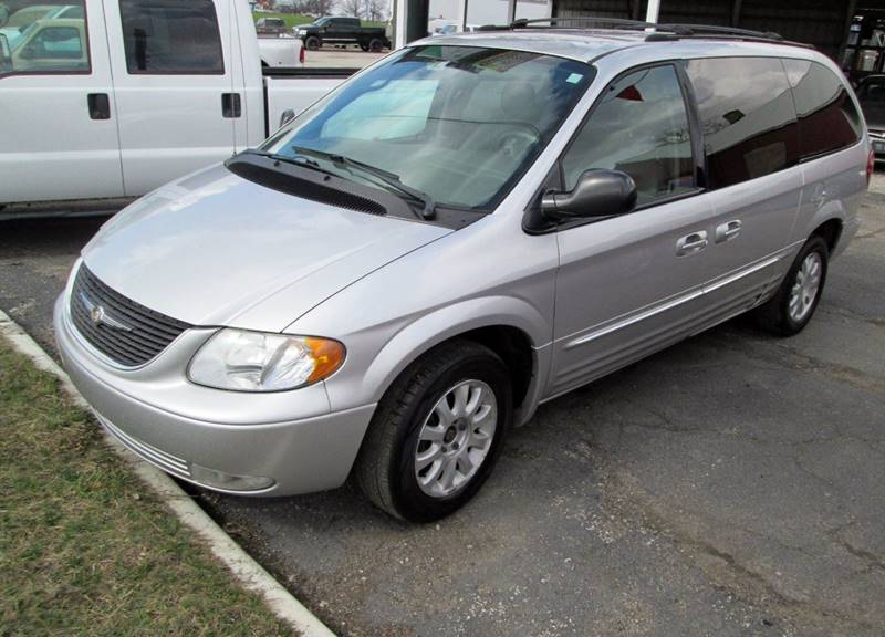 2003 Chrysler Town and Country for sale at Duncan Cars in Switz City IN