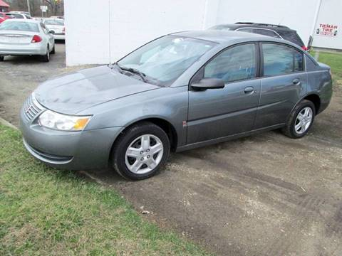 2006 Saturn Ion for sale at Duncan Cars in Switz City IN
