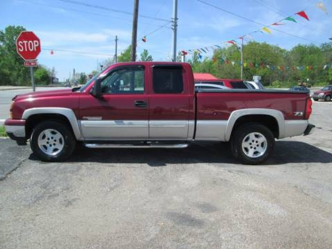 2006 Chevrolet Silverado 1500 for sale at Duncan Cars in Switz City IN