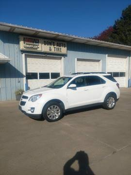 2011 Chevrolet Equinox for sale in Garretson, SD