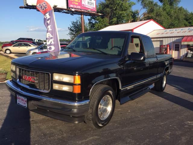 1997 GMC Sierra 1500 C1500 - Spencer IN