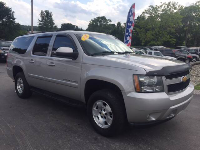 2007 Chevrolet Suburban LT 1500 4dr SUV 4WD - Spencer IN