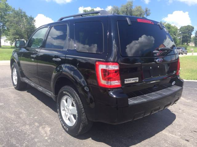 2012 Ford Escape AWD XLT 4dr SUV - Spencer IN