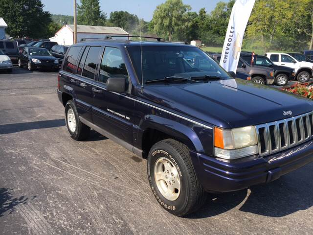 1998 Jeep Grand Cherokee 4dr Special Edition 4WD SUV - Spencer IN