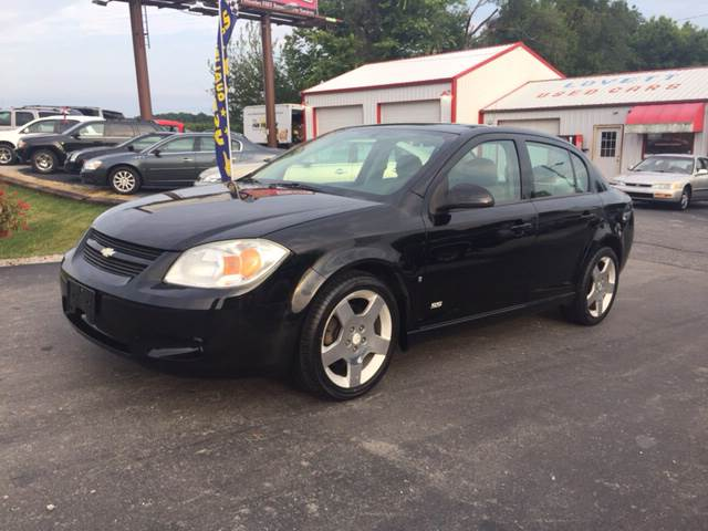 2006 Chevrolet Cobalt SS 4dr Sedan w/ Front and Rear Head Airbags - Spencer IN