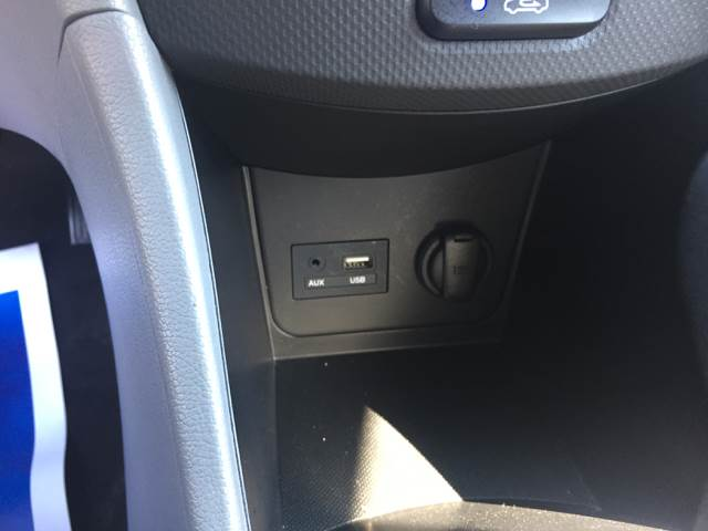 2017 Hyundai Accent SE 4dr Sedan 6A - Spencer IN