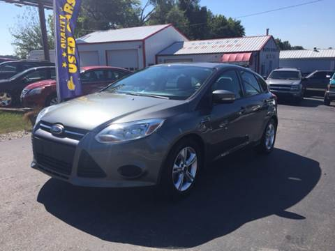 2013 Ford Focus for sale in Spencer, IN