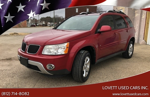 2006 Pontiac Torrent for sale in Spencer, IN