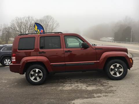 2008 Jeep Liberty for sale in Spencer, IN