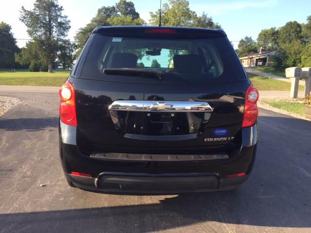 2010 Chevrolet Equinox LS 4dr SUV - Spencer IN
