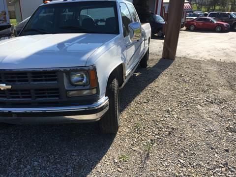 2000 Chevrolet C/K 3500 Series