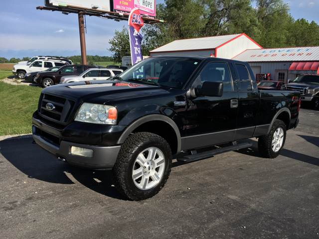 2004 Ford F-150 extended cab - Spencer IN