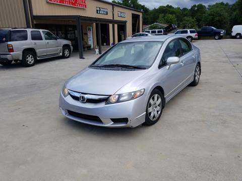 2009 Honda Civic for sale in Dalton, GA