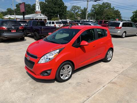 2015 Chevrolet Spark for sale in Dalton, GA