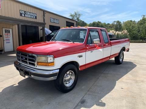 1997 Ford F-250 for sale in Dalton, GA