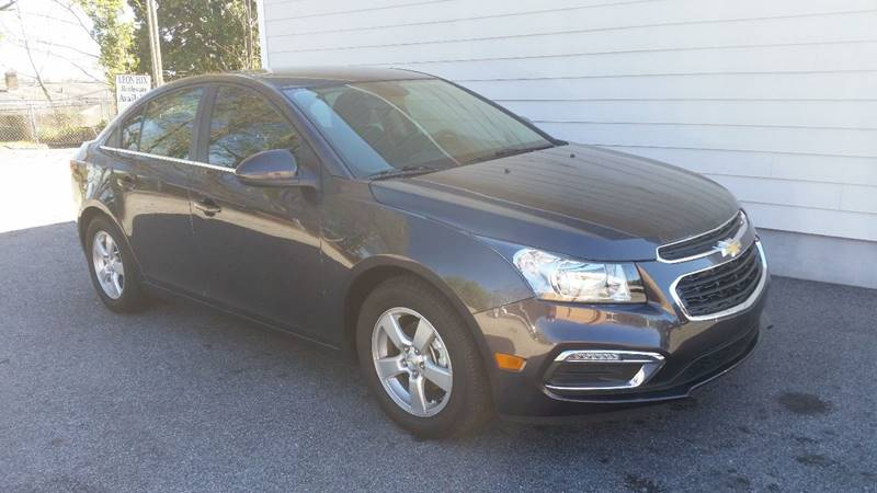 2016 Chevrolet Cruze Limited 1LT Auto 4dr Sedan w/1SD - Greer SC