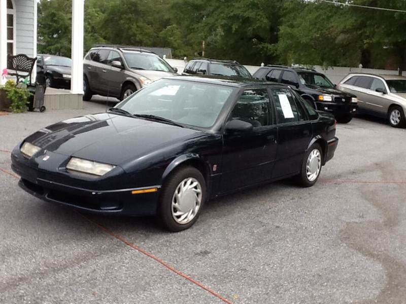 1994 Saturn S-Series SL2 4dr Sedan - Greer SC