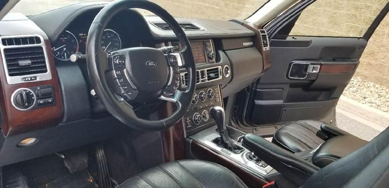 2010 Land Rover Range Rover 4x4 HSE 4dr SUV - Denver CO