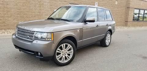 2010 Land Rover Range Rover for sale at LA Motors LLC in Denver CO