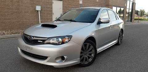 2010 Subaru Impreza for sale at LA Motors LLC in Denver CO