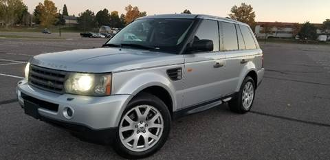 2008 Land Rover Range Rover Sport for sale in Aurora, CO