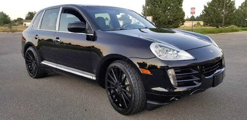 2009 Porsche Cayenne AWD S 4dr SUV - Denver CO