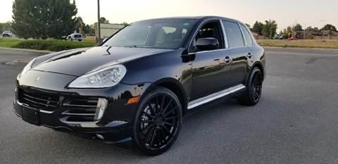 2009 Porsche Cayenne for sale at LA Motors LLC in Denver CO