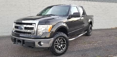 2013 Ford F-150 for sale at LA Motors LLC in Denver CO