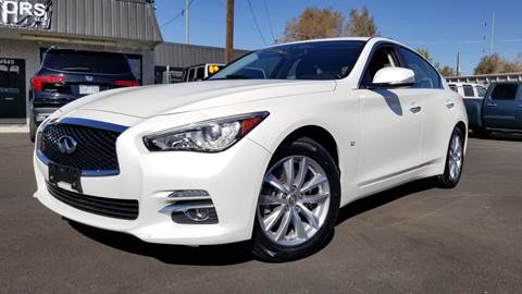 2015 Infiniti Q50 for sale in Denver, CO