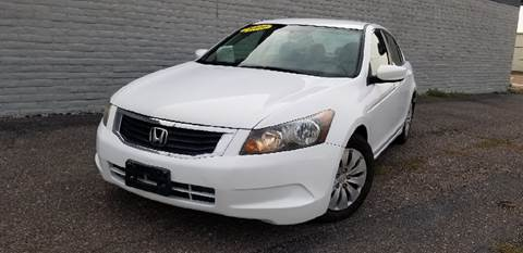 2009 Honda Accord for sale at LA Motors LLC in Denver CO