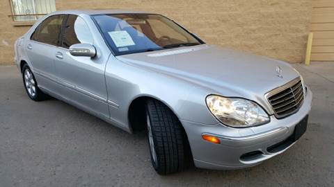 2005 Mercedes-Benz S-Class for sale in Aurora, CO