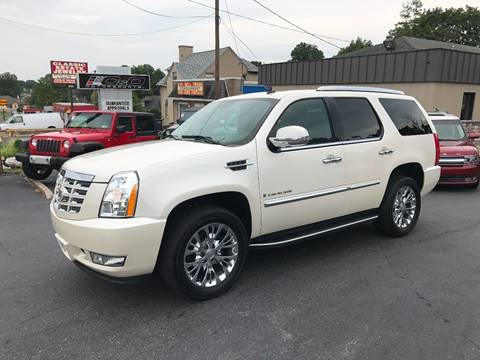 2007 Cadillac Escalade for sale in Lancaster, PA