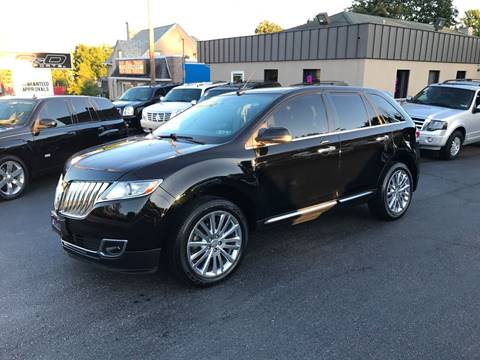2012 Lincoln MKX for sale in Lancaster, PA
