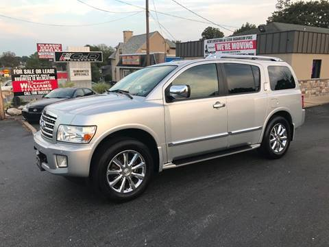 2010 Infiniti QX56 for sale in Lancaster, PA
