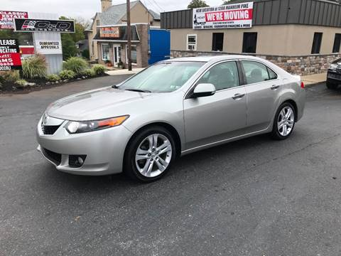 2010 Acura TSX for sale in Lancaster, PA