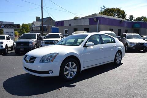 2006 Nissan Maxima for sale in Lancaster, PA