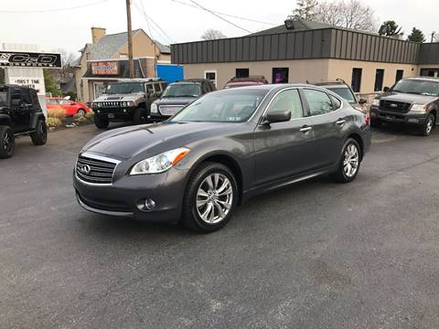 2012 Infiniti M37 for sale in Lancaster, PA
