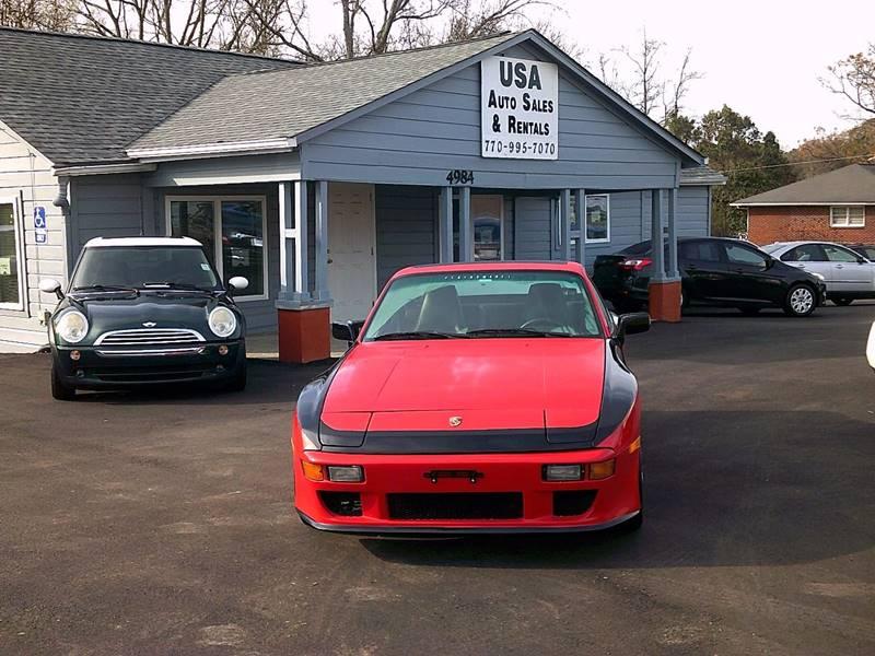 1989 Porsche 944 Base 2dr Hatchback