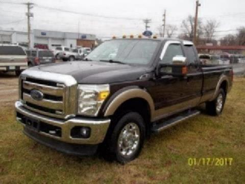 2014 Ford F-250 Super Duty for sale in Hermann, MO