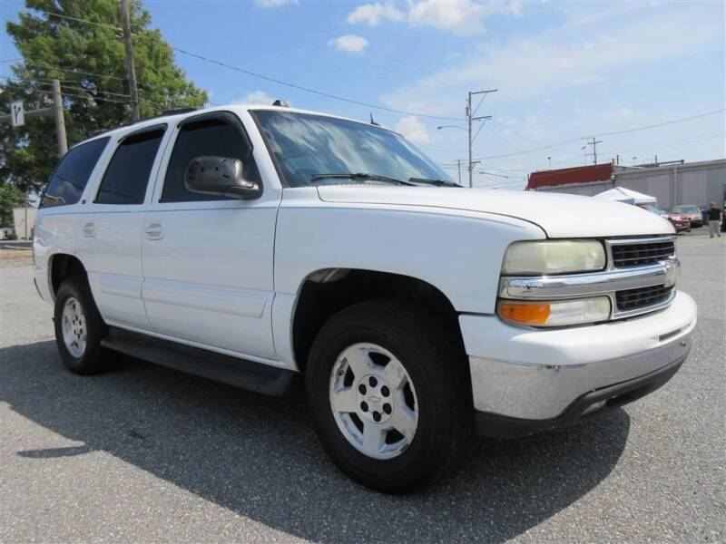 2005 Chevrolet Tahoe for sale at Cam Automotive LLC in Lancaster PA
