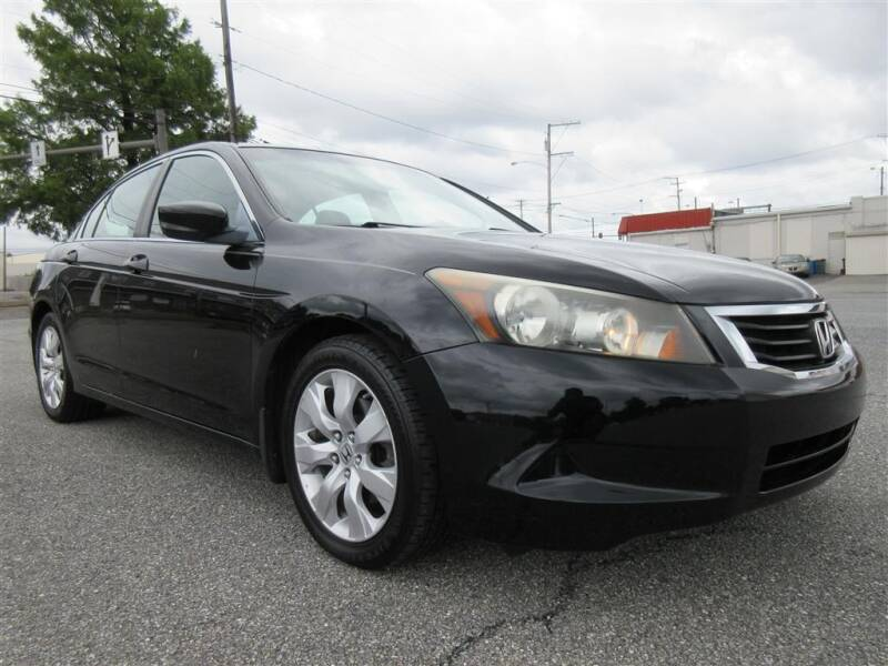 2008 Honda Accord for sale at Cam Automotive LLC in Lancaster PA