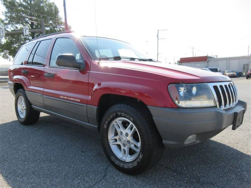 2002 Jeep Grand Cherokee for sale at Cam Automotive LLC in Lancaster PA